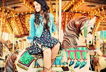 Carousel photo ideas / by Diana Johnston