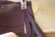 Sewing Tutorials {Cuffs - Collars - Placket}