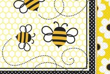 Bumble Bees Party / This board is full of yellow!  Busy Bees, Bumble Bees anything Bee Party related we have put in here!!