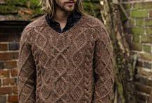 KnittingPattern - Man