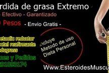 Ciclos Perdida De Grasa / Ciclos de Perdida de Grasa- Disponible con nosotros ,, haz tu pedido por tel o wpp 2291093174 - visitanos en www.esteroidesmusculomaximo.com maximomusculo@gmail.com