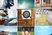 Mosaïque instagram / Chaque mois mes 9 coups de coeur
