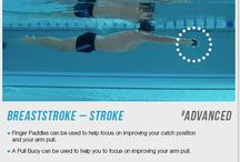 Breaststroke Technique / by Speedo