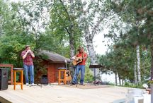 Music at BBL / Music and entertainment at Big Bear Lodge on the Gunflint Trail