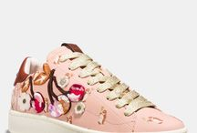 Patch shoes