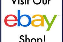 Come check out our eBay store!