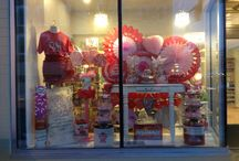 Georgie Lou's Store Windows / Check out our store window decor!