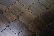 Floor / kitchen backslash