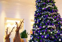 Christmas at The Manhattan Hotel / The festive season is of course celebrated in The Manhattan Hotel Rotterdam. See how the hotel is decorated this year!