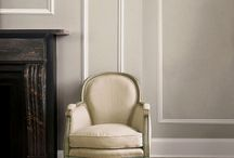 Molding and wood details / by Taylor Greenwalt Interiors