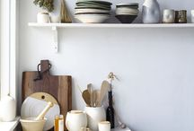 HOME | kitchen / Kitchen ideas and inspiration:  decor, styling, organizing, renovation, makeover and DIY.