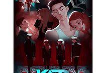 K-pop Draws
