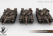 Modern RTS / Modern RTS inspiration