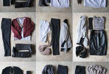 Packing / Packlistor etc