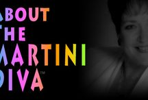 All About The Martini Diva / The Birth and Origin of The Martini Diva. From a martini glass collection to hundreds of recipes, cocktail art and an obsession with all things happy hour!