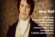 Jane Austen-inspired ideas