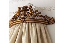 pelmets/curtains