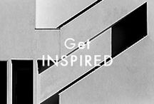 Get Inspired / Inspiration lies all around. / by Elie Tahari