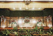 Real Wedding: Putri & Rangga's Javanese Garden Wedding