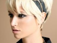 How to style a pixie cut / Ideas for short hair styles