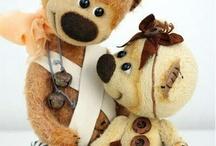 felted Bears / filcowane misie