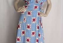 vintage style clothing / by Rebecca Ackley