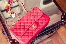 Handbags / by Rose Monroe