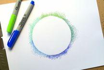 Pointillism / Art
