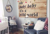 Baby Green's Nursery Inspiration
