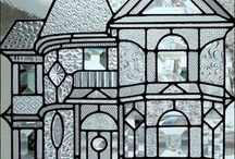 HOW TO BEVELED GLASS
