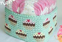 BASKET <3 crochet