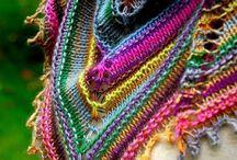 comme skin shawl