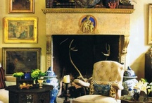Design and Decor / THE ARRANGEMENT OF DETAILS TO MAKE UP A WORK OF ART / by Nancy James