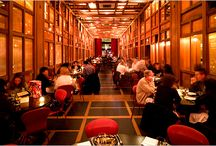Fabulous Bars & Restaurants Around the World / by Moonlight Rain
