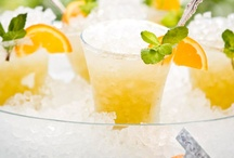 To Drink / Cocktails, homemade drinks and specialty drinks