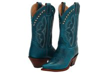 Cowboy Boots / Gonna get me a great pair of cowboy boots for my 30th birthday.