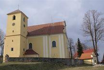Laski, kościół Wniebowzięcia NMP