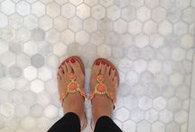 Tile Style / Creative and Stylish Tile Designs for Kitchen and Bath