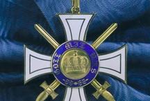 Medailles..Honours..Sash Badge.