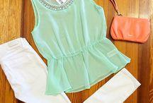 spring-summer clothes