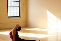 Dance & Yoga / by Amanda Hardison