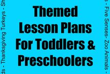 2 year old lesson plans