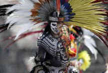 aztec makeup