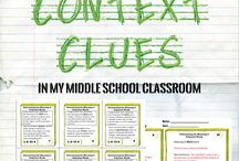 Context Clues: Lessons and Activities