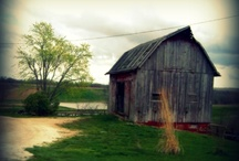 American Barns / Do you love the Great American Barn?  We do.  Check out these beautiful photos of some of America's most beautiful barns. / by Harpole's Heartland Lodge