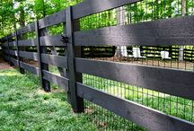 ~fences and gates~