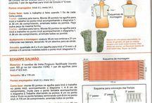 tutoriales tejido