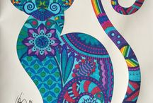ART: Creative colouring therapy
