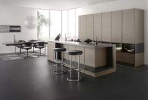Kuchnie nowoczesne / Beautiful modern kitchens