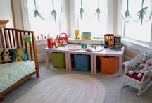 Playroom/boys room / by Dani Edelstein